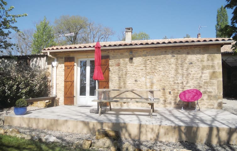Holiday cottage with 2 bedrooms on 58m² in Lolme