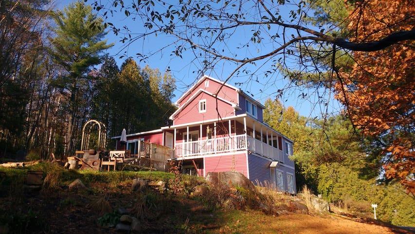 Maison champêtre en bordure de la forêt - Saint-Hippolyte