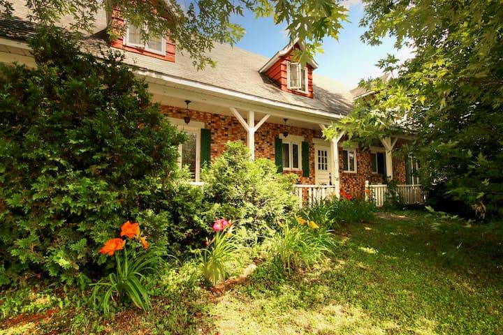 Espace intéressant pour location - Québec - Haus