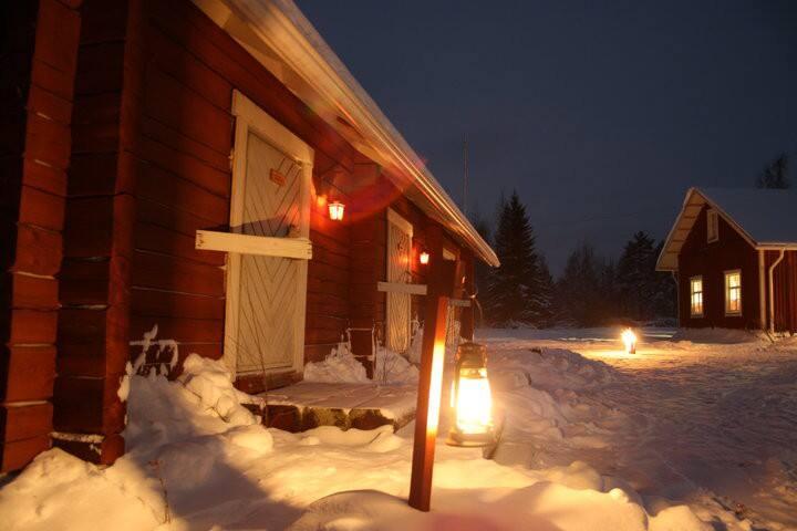 Herajärven retkeilykeskus - Kiviniemi, aitta 2 hlö