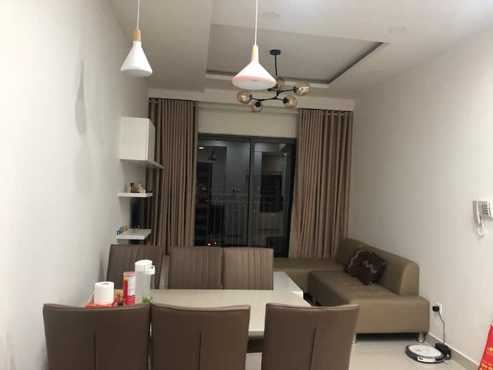 15 minutes to Ben Thanh Market, new apartment