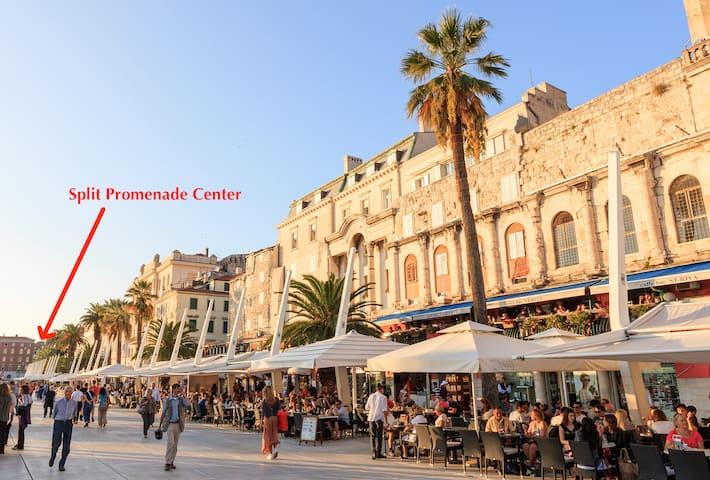 Split Promenade Center
