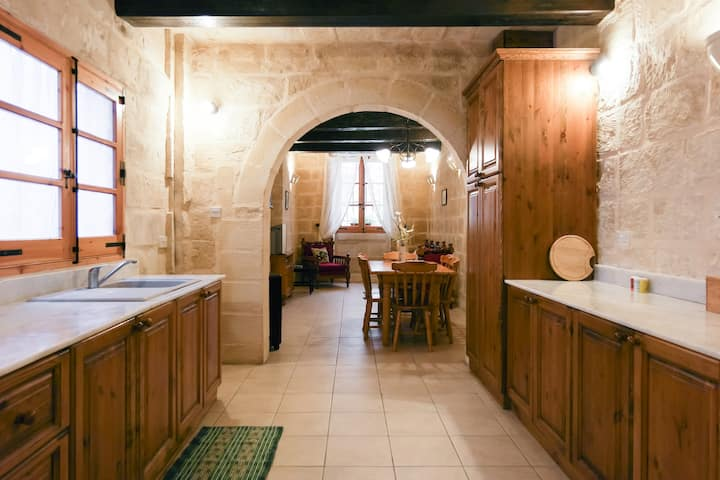 Casa Melita 3 bedroom near Mdina