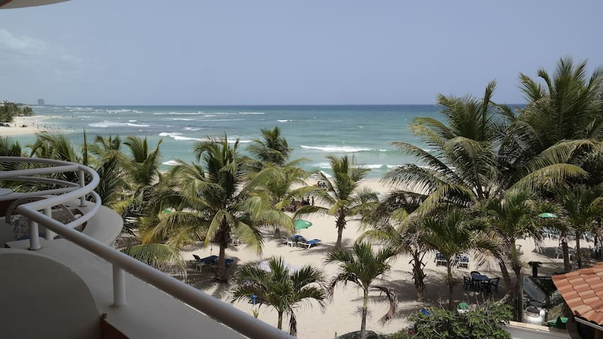 Caribe Paraiso 1 Bedroom Apartment with Sea View