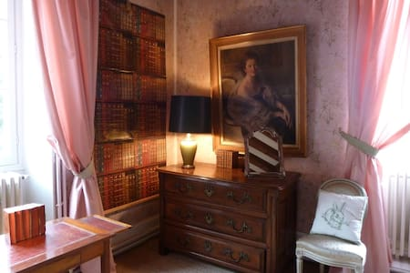 Château d'hôtes en Sologne, Salbris - Bed & Breakfast