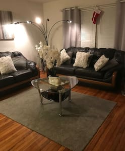 Entire apartment Fort lee accesible to NYC - Fort Lee - Lejlighed