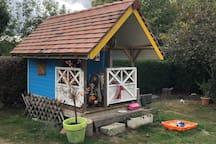 cabane des enfants