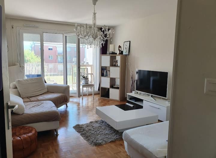 Great Appartement near the Lac and wineyard
