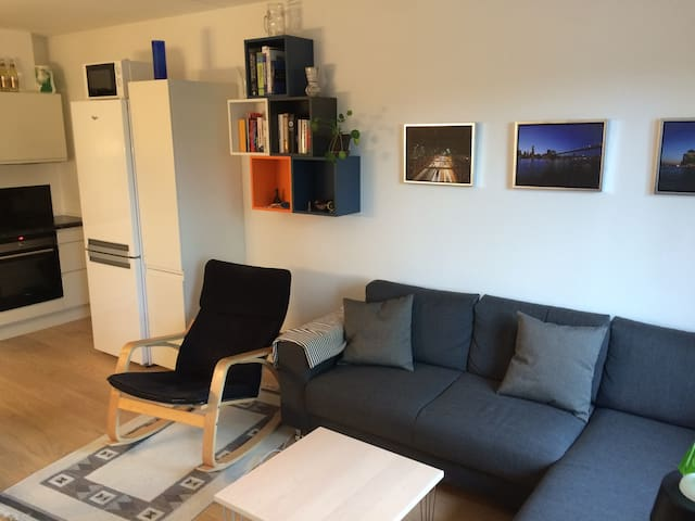 Lovely apartment close to center of CPH