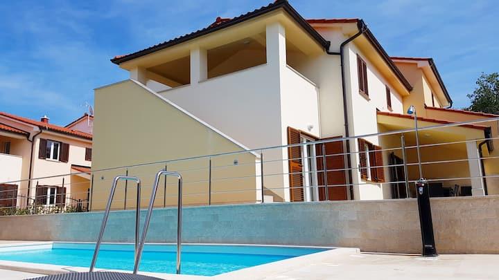 Supreme Villa MAR 4-star**** + Private Pool