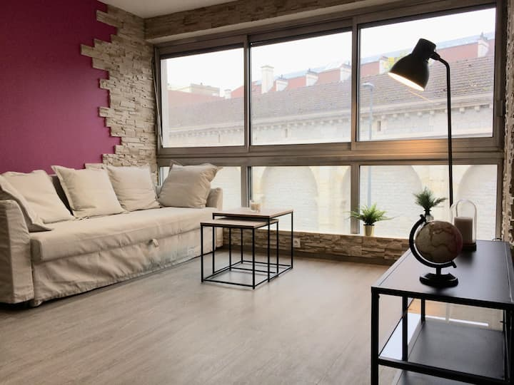 Charmant appartement hyper centre - Darcy 1