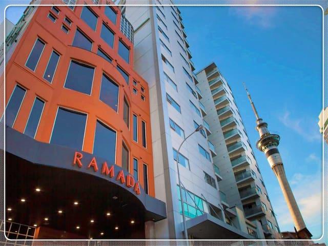 Ramada Auckland Federal St3
