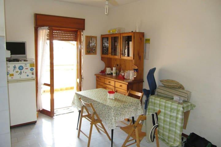 Отдых в Италии-апартаменты в Скалее