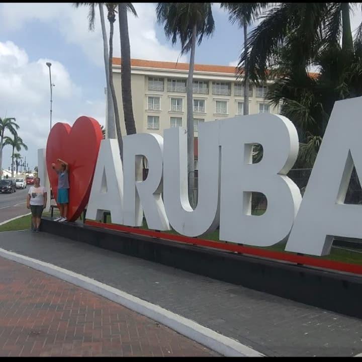 Fran Ger Apartments en Aruba