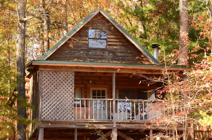 Wildwood cabin at Sunburst Adventures Cabin#232