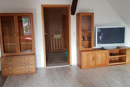 schöne Gästewohnung nähe Spreewald