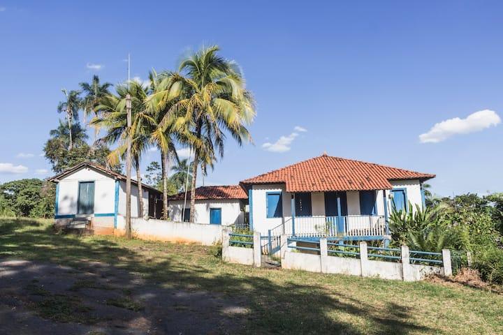 Fazenda Centenária em Pains/MG com Wi Fi