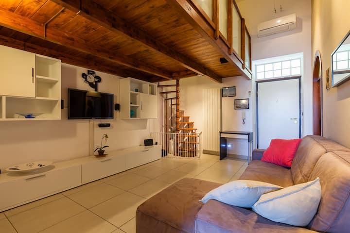 Appartamento 124 in the very center of Caserta