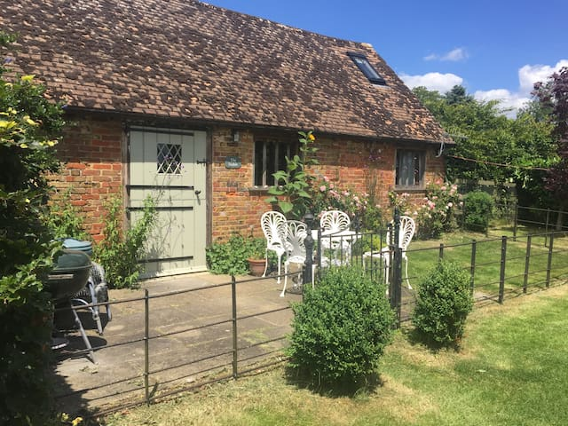 Peaceful Idyllic Stable on Romney Marsh near Rye