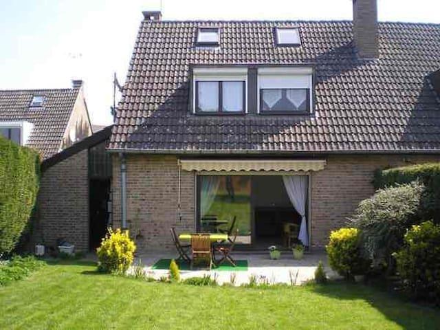 Maison entre Lille et Roubaix - Hem - Hus