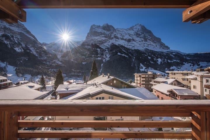 Bernstein – Luxury 2-Bedroom/2-Bath Apartment - Grindelwald - Apartmen