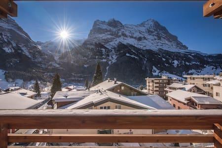 Bernstein – Luxury 2-Bedroom/2-Bath Apartment - Grindelwald - Apartment