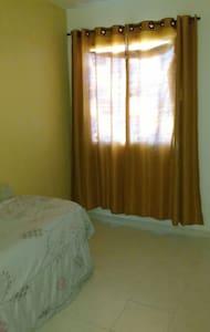 Quarto pra solteiros em apto - Maceió - 公寓