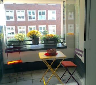 Absolut zentrales Studio & Fahrrad! - Apartamento
