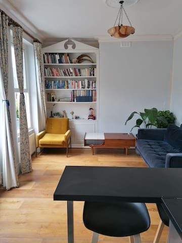 comfortable house in central London