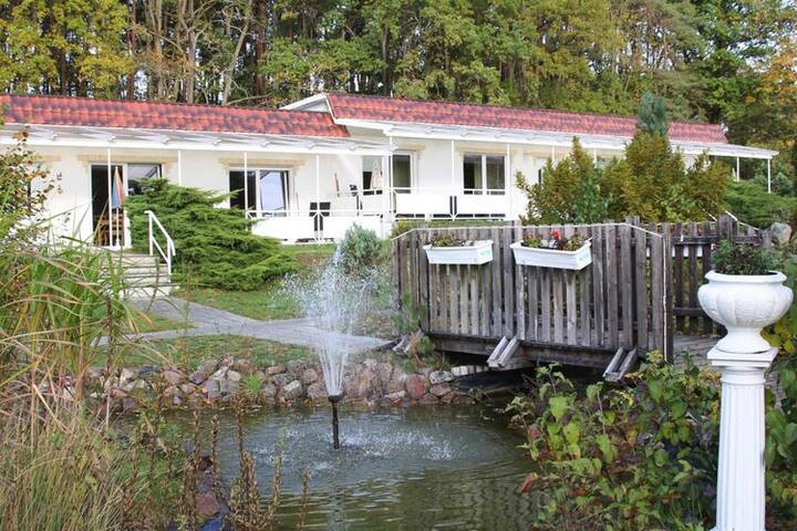 4 star holiday home in Wustrow