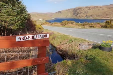 Ard Bhealaidh Isle of Skye Panaramic sea veiw