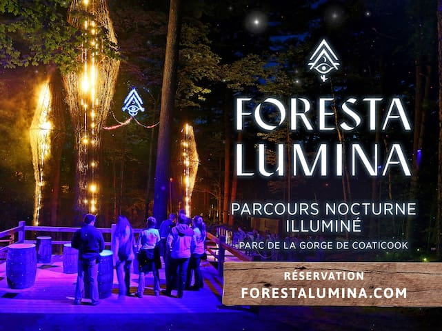 Deluxe Sunset Room 12 mins from Foresta Lumina