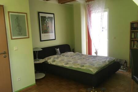 Schönes Gästezimmer mit einem Bad  - Altdorf