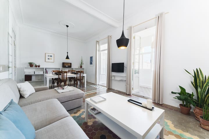 Ca Ribera | Apartment in Russafa · València ·