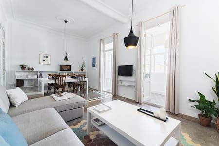 Ca Ribera | Apartment in Russafa · València - València - Apartmen