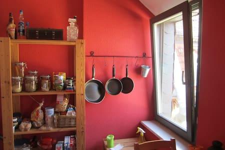 Gemütliche Maisonettewohnung // Cozy apartment - Dresden - Loft