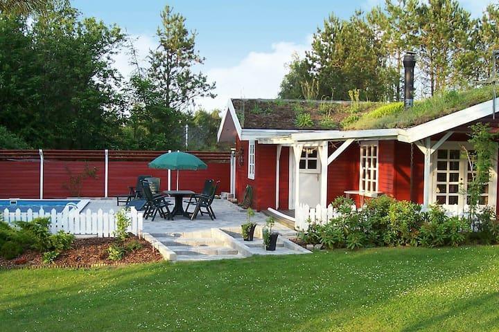Splendid Holiday Home in Hojslev with Sauna