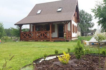 UROCZYSKO OMIN dom  do wynajęcia - Omin - Hus