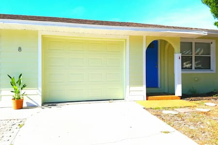 St. Augustine Beach - friendly neighborhood duplex! - St. Augustine