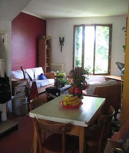 Charming House, 5 persons , near Paris - Townhouse