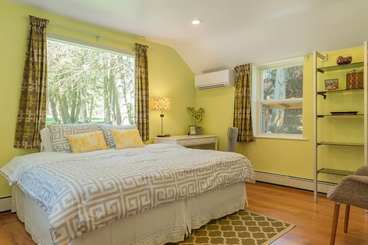 Cozy Private Studio Apartment in W. Concord - Concord - Departamento