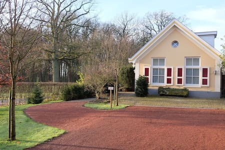 Picturesque Holiday Home in Oldenzaal with Jacuzzi