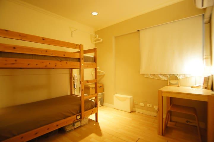 Bunk Bed in Room B