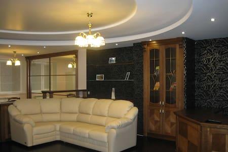 Элитная квартира с евроремонтом - Berdsk - Apartamento