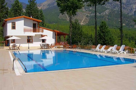 Peaceful, cozy cottage house in Beycik - Kemer