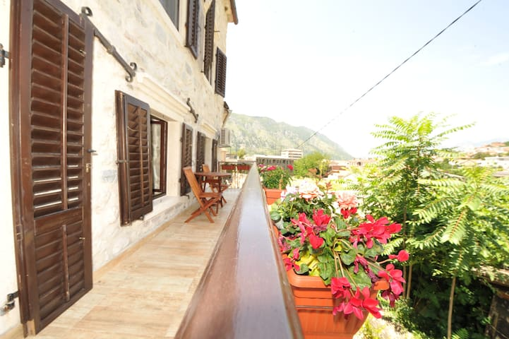 Studio UNA with Balcony, Kotor - OLD TOWN
