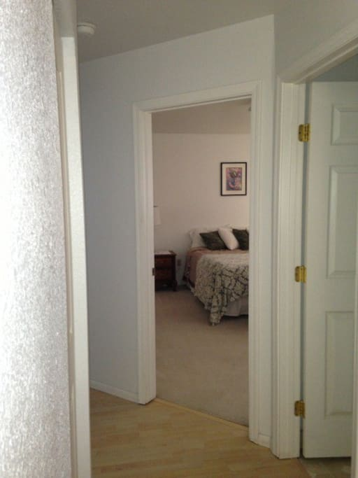 Private large bedrooms