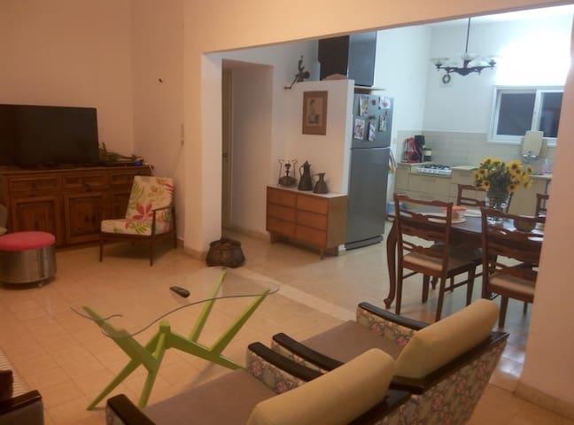 Pleasant room in the moshav