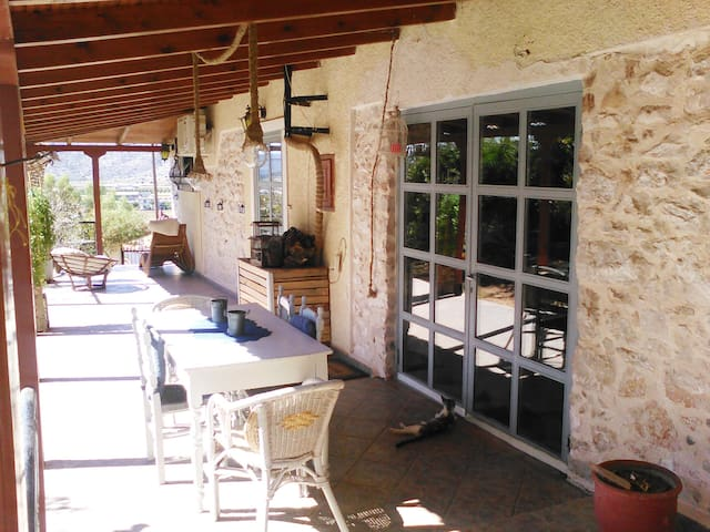 Fratzola's casa