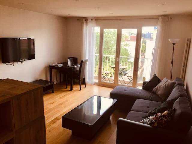 Appartment close to Paris & 25mn from Disneyand